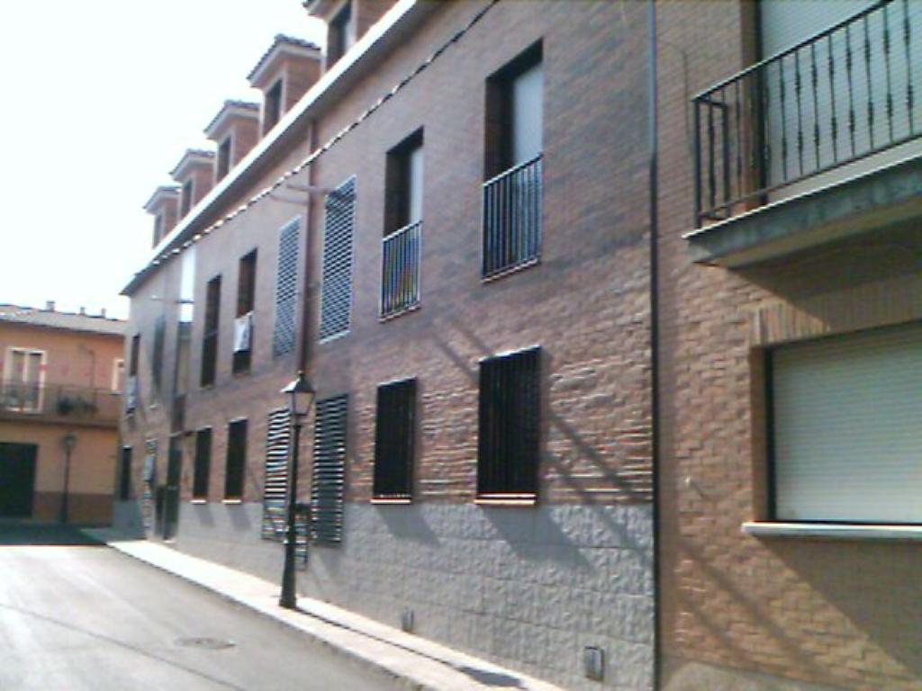 Edificio hotel espa a madrid sevilla la nueva venta for Hotel calle sevilla madrid